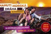 Večerní jízdy na nejdelší bobové dráze ve střední Evropě