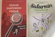 Saturnin zasahuje a Záhada zamčeného pokoje Miroslava Macka