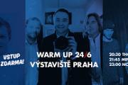 Od 23. do 26. 6. 2016 - Praha zažije největší hudební víkend!