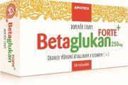 Betaglukan FORTE s vitamíny C a D na podporu imunity