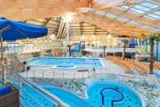Aquapalace Praha myslí na seniory, ráno otevírá pouze pro ně