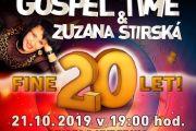 GOSPEL TIME & ZUZANA STIRSKÁ