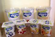 Alpro rostlinné alternativy jogurtů dotáhnou snídani k dokonalosti