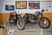 Nesmrtelný dvoutakt na závodních okruzích - Výstava motocyklů v Hořicích