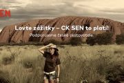 CK SEN podpoří cestovatele. Proplatí jim jejich cestu snů!