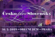 Vrchol plesové sezóny: Česko-Slovenský ples 2019