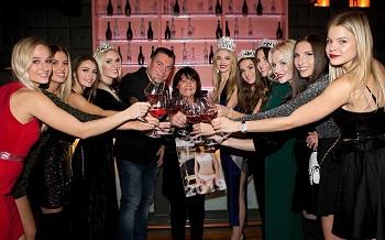 1 Křest kalendáře Werso s Miss České republiky
