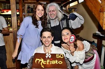 1 oslava v klubu Mefisto 50 66