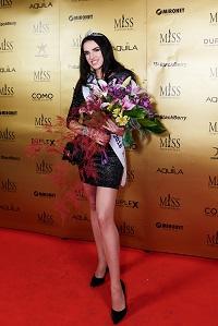 9 Vítězka Miss Aquapalace 2018 Nicole Droščáková