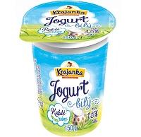 KRAJANKA jogurt KAZDE RANO 150g 3D 052 2
