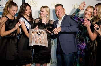 Kalendář Miss ČR 2020a