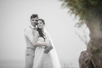 Karolina a Michal v Řecku