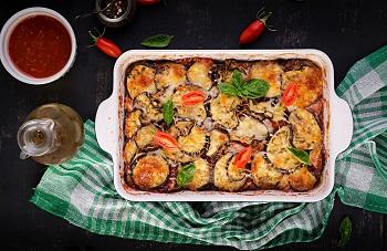 Lilkove lasagne
