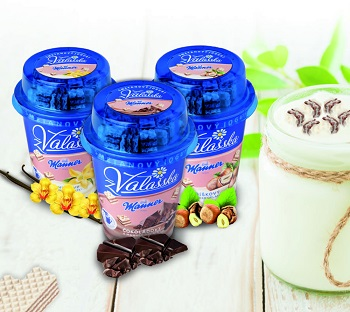 Manner jogurty Image foto150x134mm