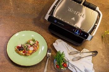 Syrovy chlieb vo vajci s bryndzovou penou a slaninou grilovana zelenina 1