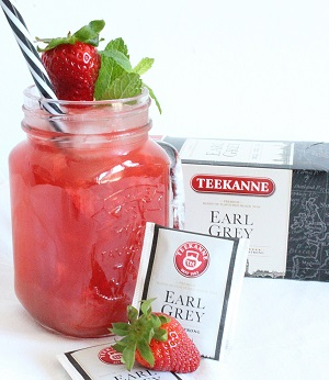 Teekanne Strawberry Koktejl 2