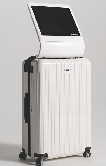 XBody Actiwave suitcase