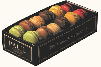 box mini macarons 2