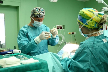 operace VenaSeal ORCA 2217