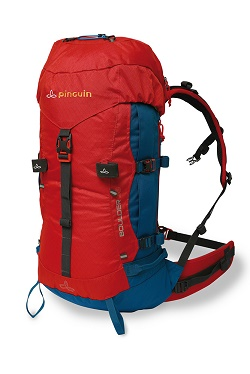 websize Batoh boulder 38 red front